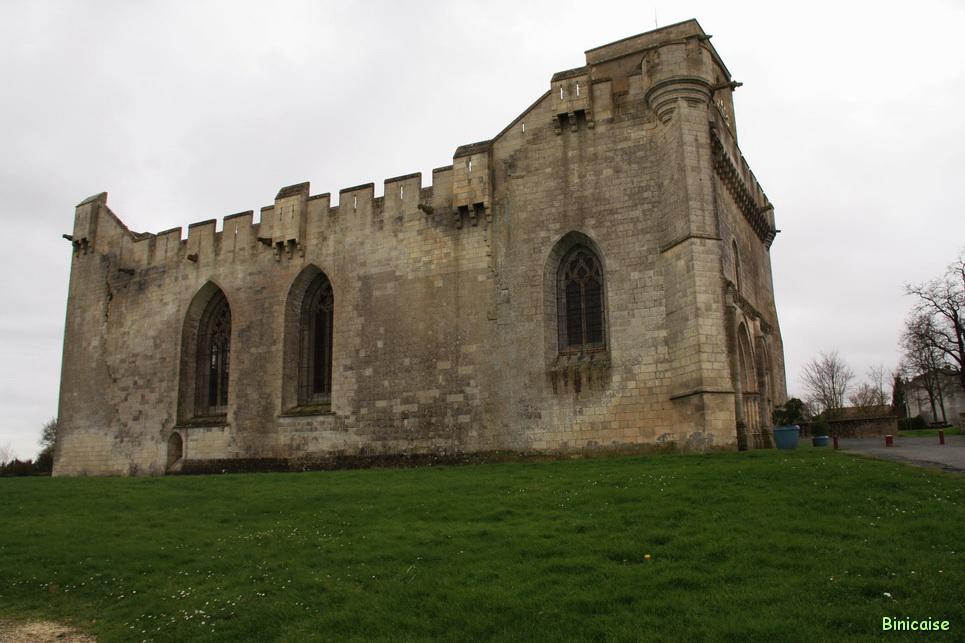 Eglise fortifièe d'Esnandes 10